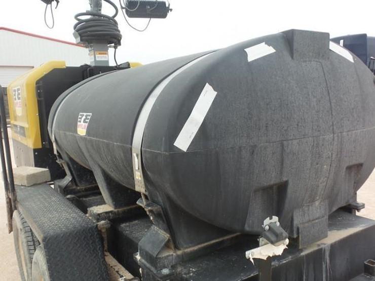 2014 Allmand Light Tower Water Tank Combo - Lot #33