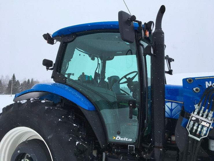 2017 New Holland T4 75 - Lot #770, 2019 Spring Equipment