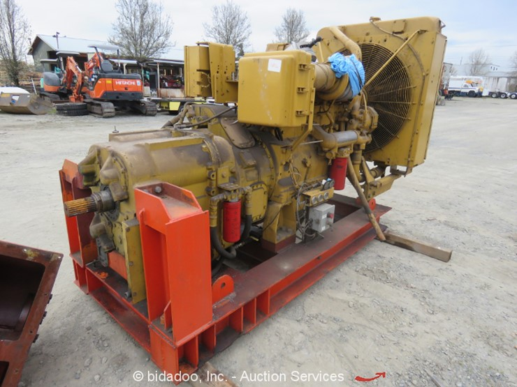 1999 Caterpillar 3406 - Lot #, Weekly Online Only Equipment Auction