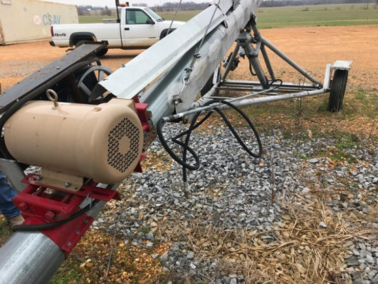 Grain Auger (DR1606) - Lot #71, Online Only Equipment