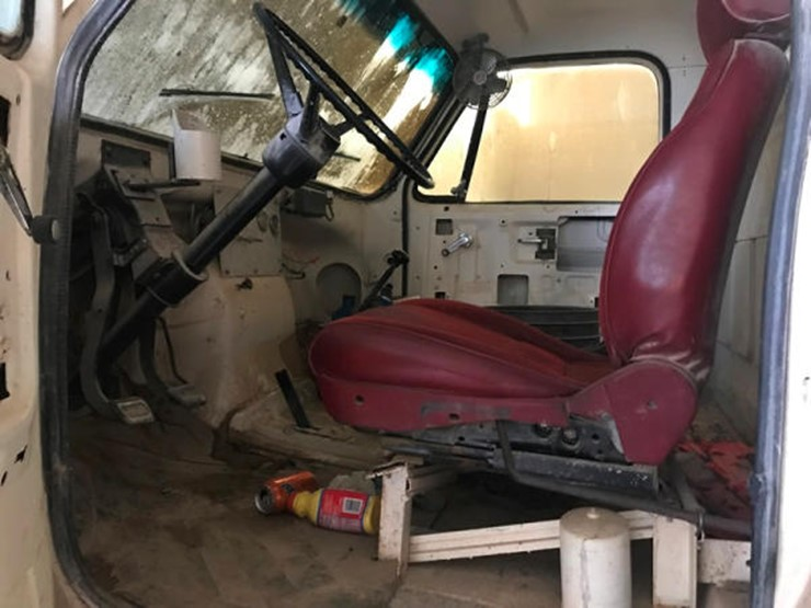 1980 Chevrolet C70 - Lot #51, Online Only Equipment Auction, 4/9