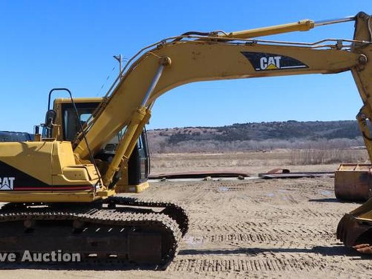 1999 Caterpillar 315BL - Lot #DF7610, Online Only Construction
