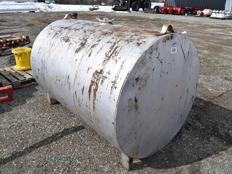 500 Gallon Fuel Tank >> 500 Gallon Fuel Tank Lot 2273 2019 Montana Spring Ag