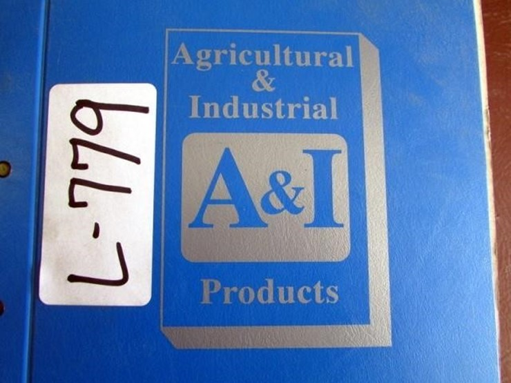 L-779 New Holland Combine Manuals - Lot #, Online Only Ag