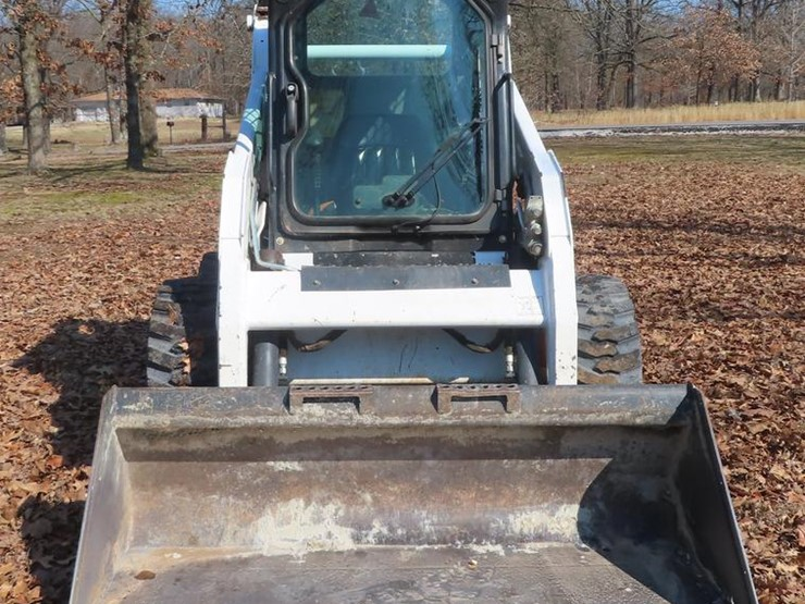 2005 Bobcat S185 - Lot #DN9044, Online Only Construction