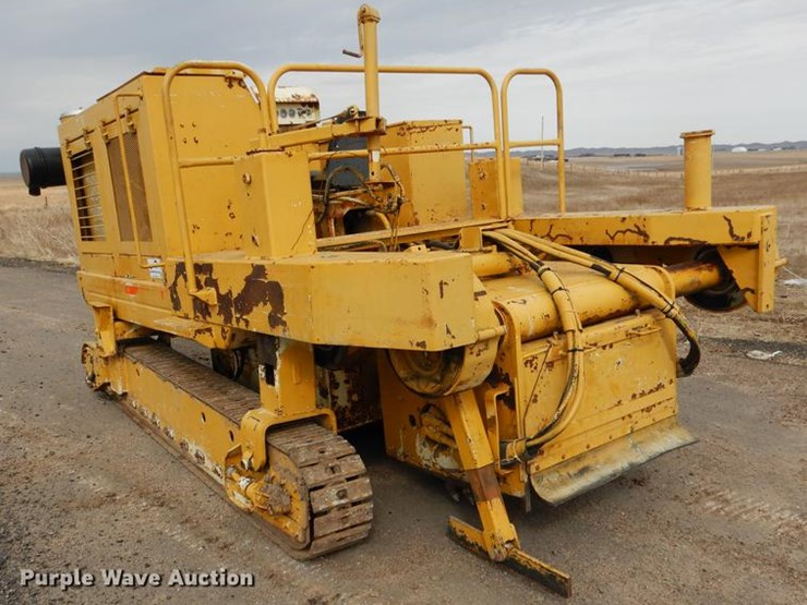1986 Gomaco SP-1 - Lot #DG5752, Online Only Vehicle and Equipment