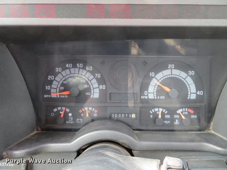 1995 Chevrolet KODIAK C6500 - Lot #DG3915, Online Only