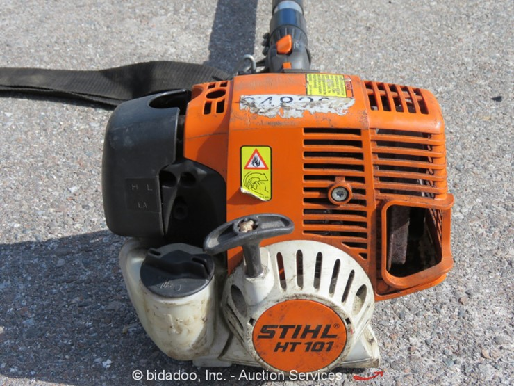 2016 Stihl HT 101-Z - Lot #, Online Only Equipment Auction, 5/2/2019