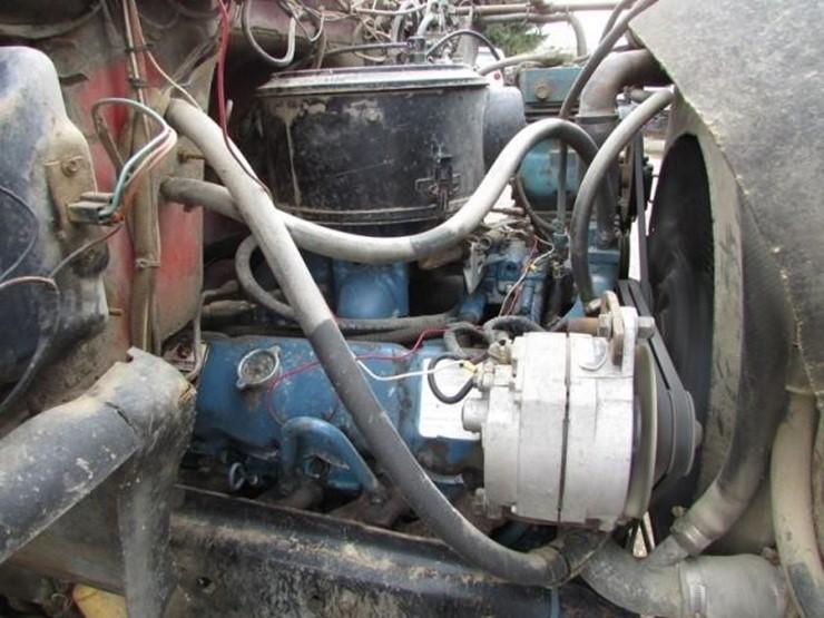L-769 1981 GMC Boom Truck - Lot #, Online Only Ag Equipment