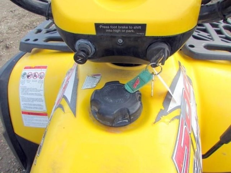 2004 Polaris SPORTSMAN 500 - Lot #, Online Only Ag Equipment