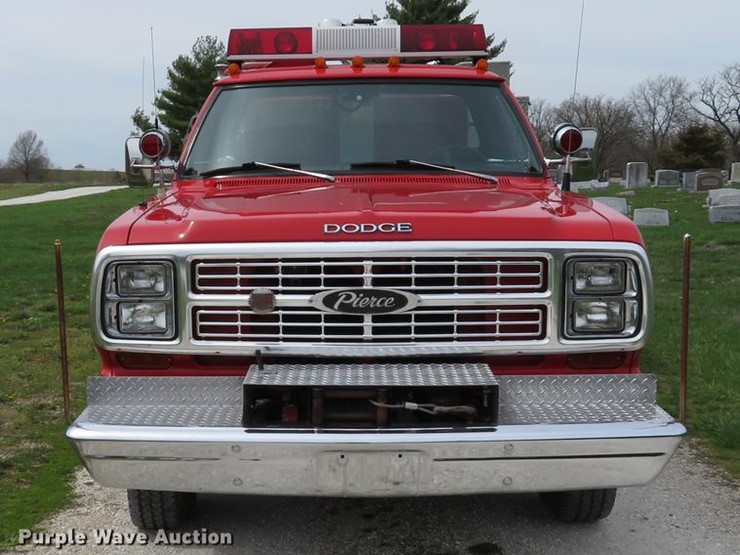 1979 Dodge Ram Power Wagon 400 - Lot #DG3964, Online Only