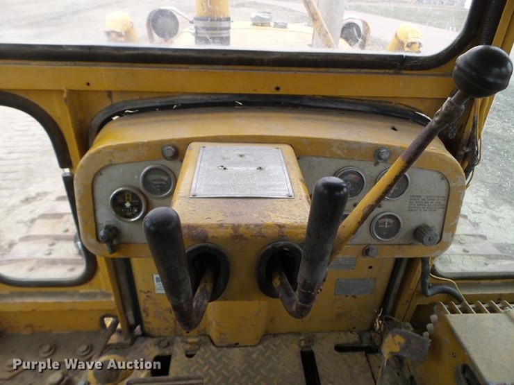 1963 Caterpillar D6C - Lot #DC4648, Online Only Construction
