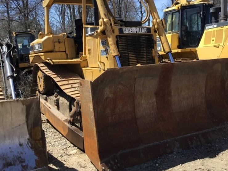 Caterpillar D6R XL - Lot #6408, Equipment Auction, 6/8/2019, Wayne