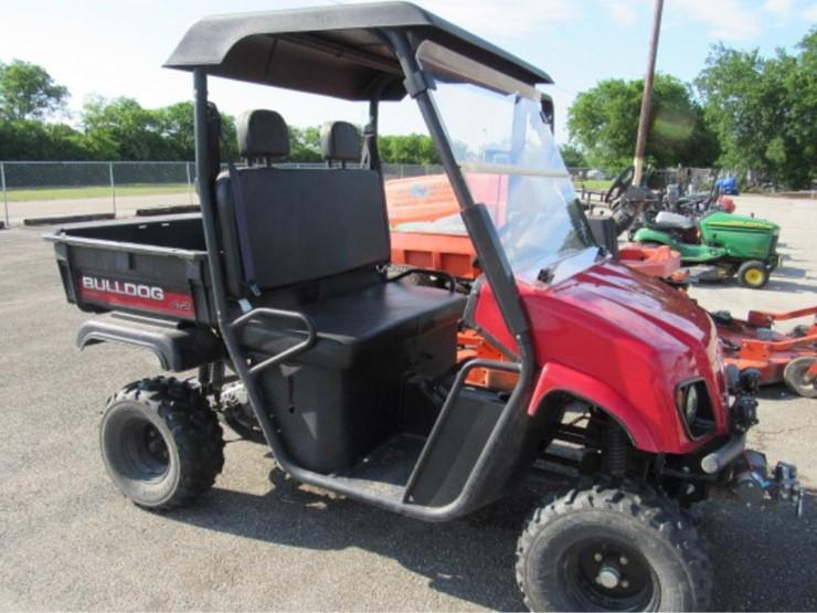 Bulldog BD300 - Lot #257, Equipment / Cosnignment Auction, 5