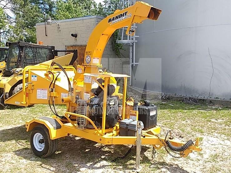 Bandit 65X - Lot #, Public Auction - Blanchard Machinery