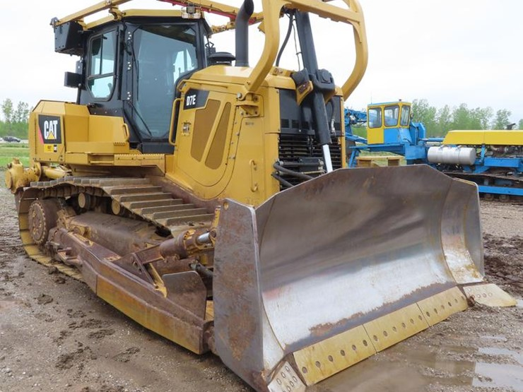 2010 Caterpillar D7E - Lot #DE3463, Online Only Jim Miller