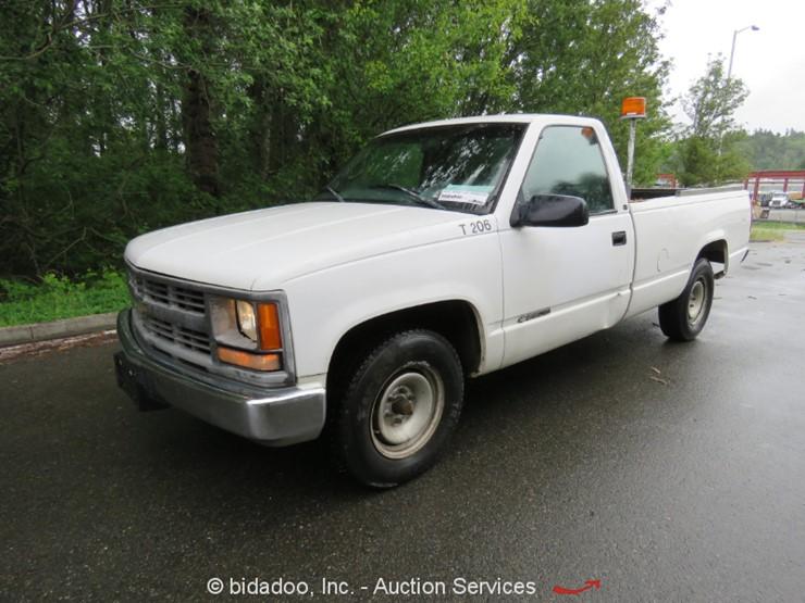 1998 Chevrolet Silverado 2500 Lot Weekly 6 6 2019