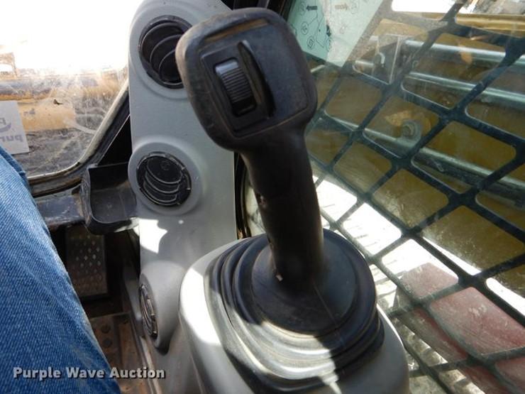 2009 Caterpillar 289C - Lot #DE8392, Online Only Construction