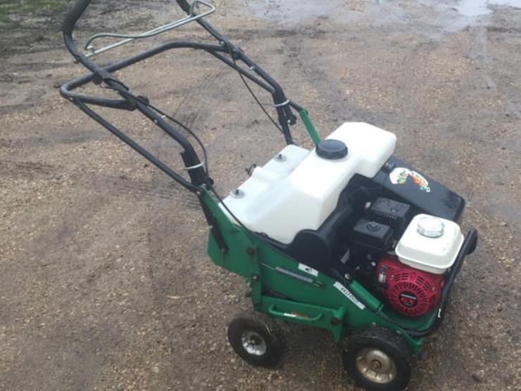 Billy Goat Turf Aerator (ED969) - Lot #351, Online Only Equipment