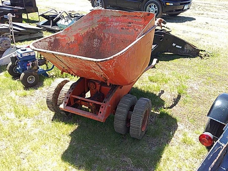 Prime Mover ISB Power Buggy - Lot #12401, Equipment Auction