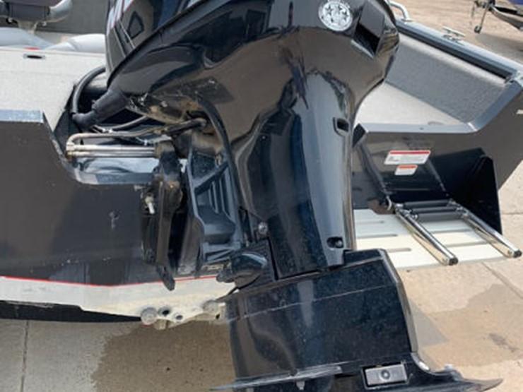 2010 Tracker Targa V18 Combo (JJ158) - Lot #442, Online Only
