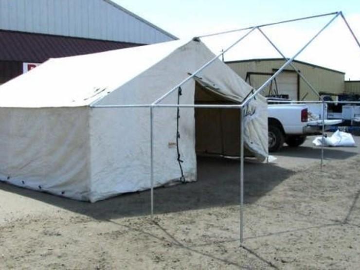 G-634 Cabelas Sheep Herder Tent - Lot #, 2019 July Farm
