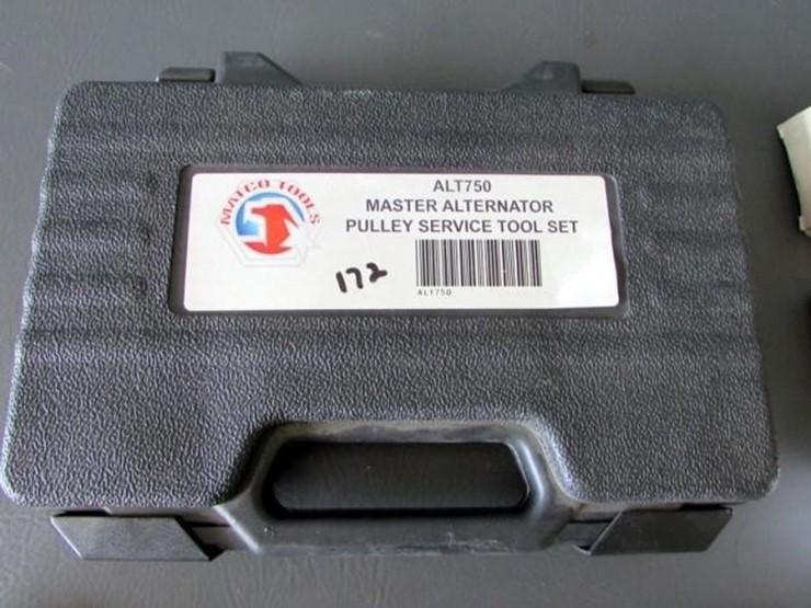 G-364 Matco Automotive Tools - Lot #, 2019 July Farm & Heavy