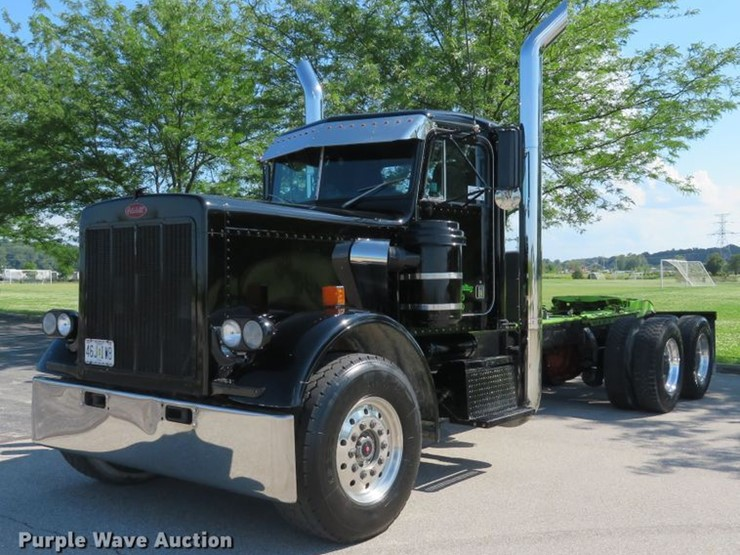 1984 Peterbilt 359 Lot DE8161 Online Only Truck And