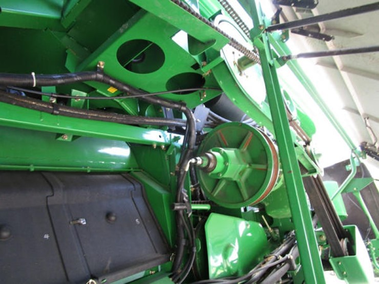 John Deere 9860 STS - Lot #393, Online Only Equipment