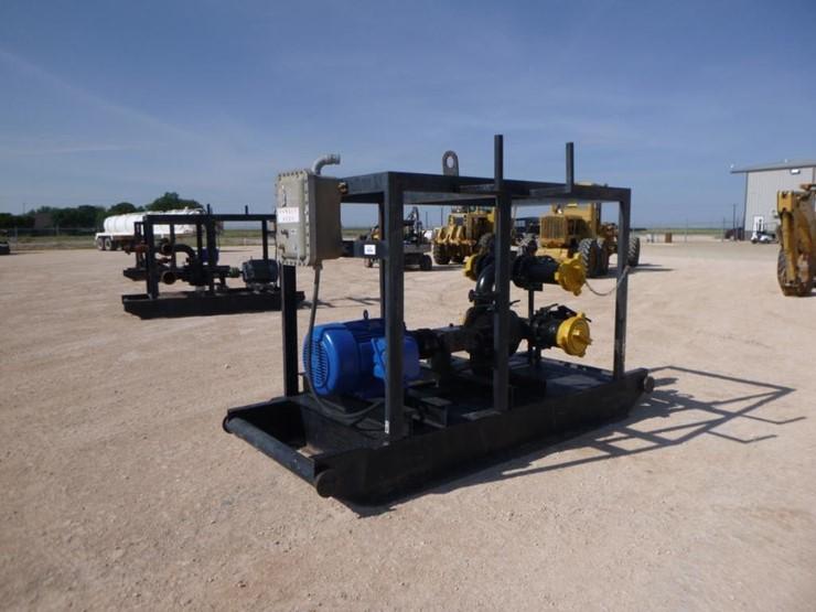 MCM Centrifugal Pump - Lot #361, Seminole, TX Two-Day