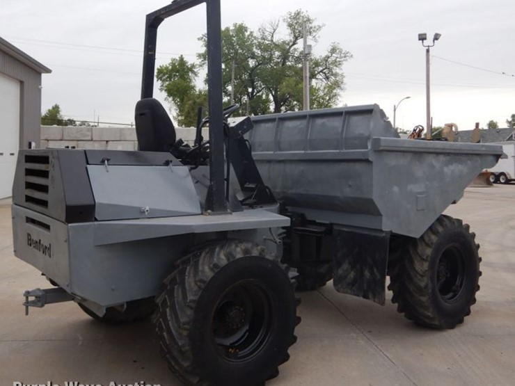 Benford concrete buggy - Lot #GU9992, Online Only ...